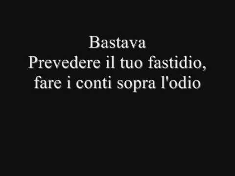 Laura Pausini - Bastava - Testo