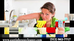 Austin House cleaning