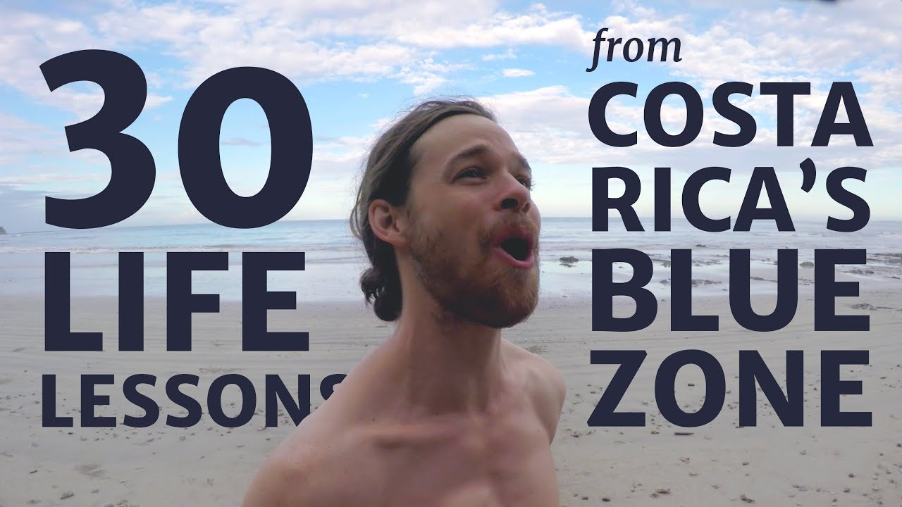 30 Days of Health and Longevity from 30 Days in Costa Rica's Blue Zone