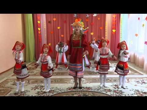 видео: Мордовский танец