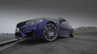 BMW F80 M3 vs M3 F80  Competiton Package