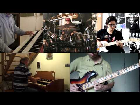 Then by the YES - cover by an international collaboration