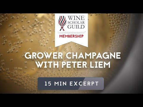 Grower Champagne with Peter Liem