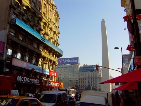 Buenos Aires Argentina microcentro
