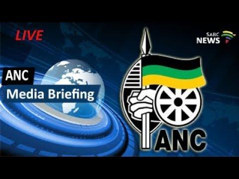 ANC Media Briefing, 17 October 2017