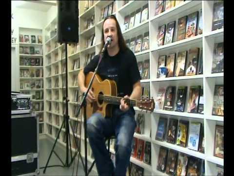 Damian Wilson - The Evil That Men Do (Live)