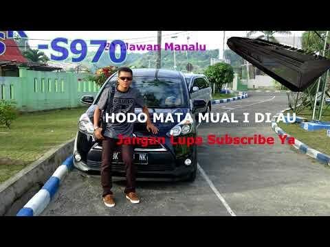 HODO MATA MUAL I DI AU (Karaoke Batak Versi Keyboard)
