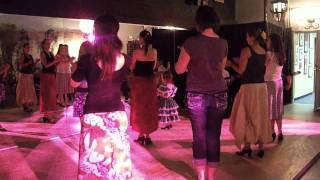 Flamenco!... the Studio:  Plaza Sevillana