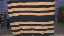 Top Finds: Mid-19th Century Navajo Ute First Phase Blanket
