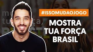 Baixar MOSTRA TUA FORÇA, BRASIL - A Música da Seleção #issomudaojogo (aula de violão)