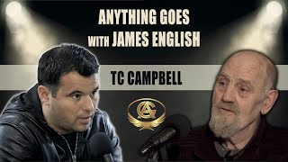 James English meets TC Campbell who spent 20 years in prison for a crime he didn't commit