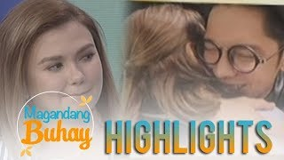Magandang Buhay: Angelica talks about Carlo Aquino