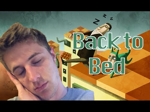Back to Bed IOS Gameplay!
