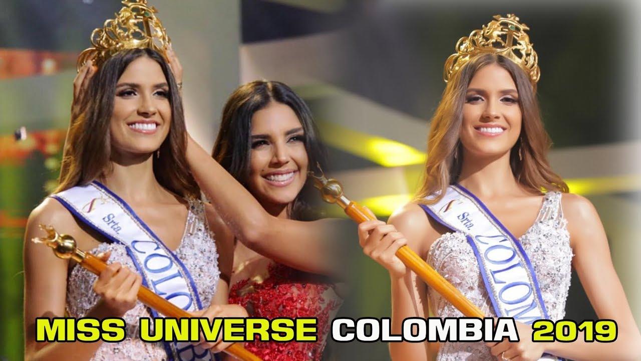Señorita Colombia 2019 Miss Universe Colombia 2019