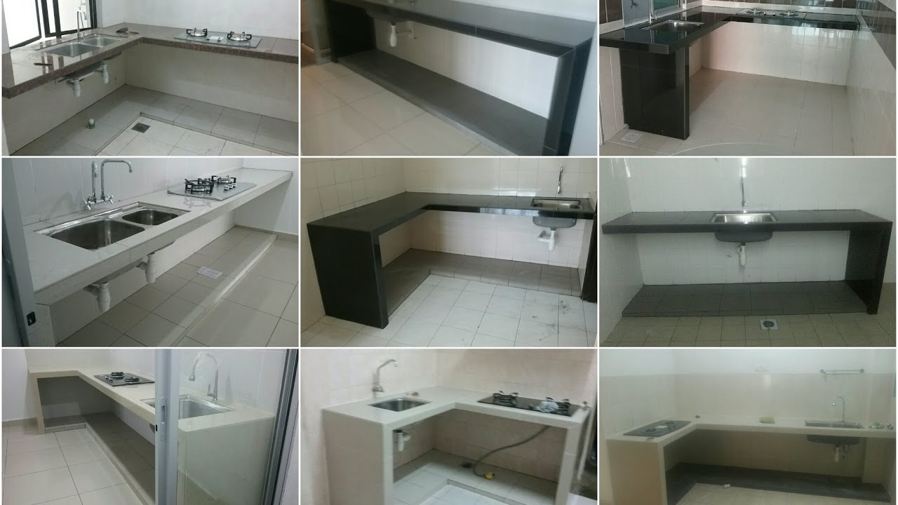 Gambar Meja Dapur Pelbagai Meja Dapur Sederhana Various Kitchen Table Options