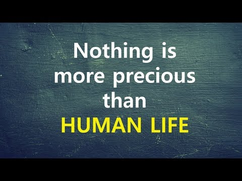 News in English 003 Human Life