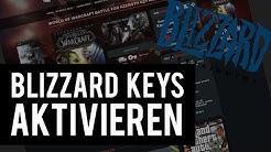 Battle.net Key einlösen - Blizzard Gamekey kaufen! - GERMAN - TUTORIAL - HD