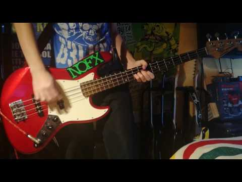 Operation Ivy - Sound System BASS Cover