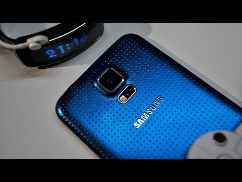 Todo sobre el Samsung Galaxy S5