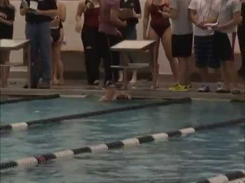 CMNtv Sports - Girls - Swim & Dive - Athens vs Troy - Sept 30, 2014