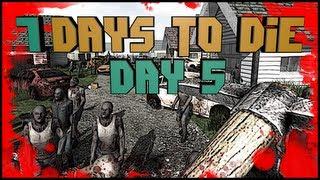 7 Days To Die - We Need Sand #5
