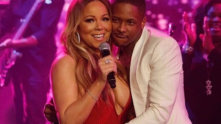 Mariah Carey's FIRST LIVE Performance Since NYE Disaster | What's Trending Now!