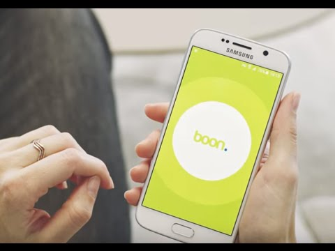 boon. for iOS. Mobile Payment just like you want it to be!