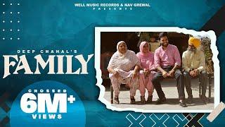 Family (Lyrical Video) | Deep Chahal | Latest Punjabi Songs 2021 | New Punjabi Song 2021