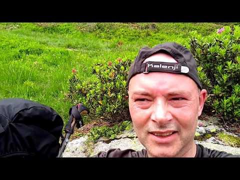 Solo 10 days hike Tour de Mont Blanc (TMB) part 1.