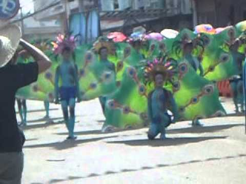 Baragatan 2014 Street Dancing Contest,Entry of Quezon Palawan