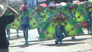 Baragatan 2014 Street Dancing Contest,Entry of Quezon Palawan