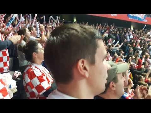 Hrvatska-Srbija :Otvaranje EP 2018