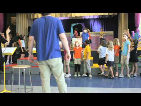 Disney Musicals in Schools | Nashville: Percy Priest Elementary School