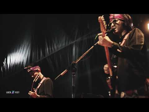 Hoolahoop - Angel Or Keisha x Kedamaian (Live at LocoFest 2017)