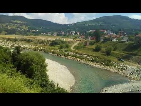 summer 2017 in montenegro with folk music