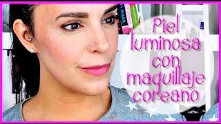 Look luminoso para cada día con productos coreanos  | Silvia Quiros Makeup
