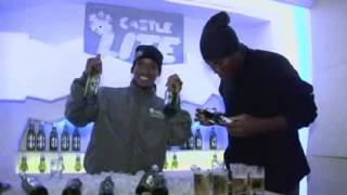 Say Freeze With An Extra Cold Castle Lite