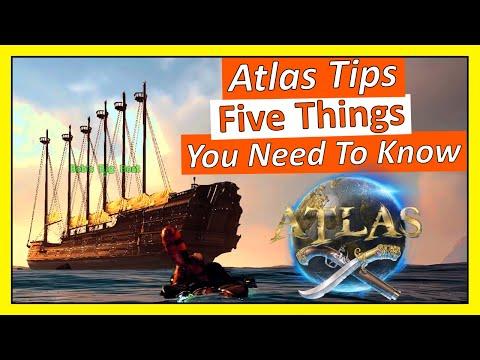 Atlas: 5 Tips I Wish I Knew When I Started