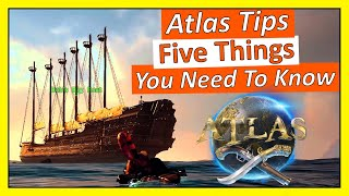 Atlas: 5 Tips I Wish I Knew When I Started YouTube Videos