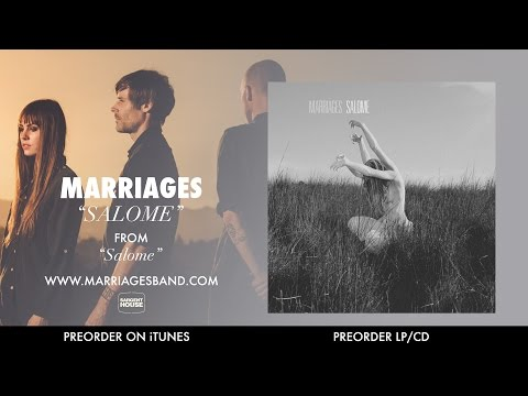 "Marriages - ""Salome"""