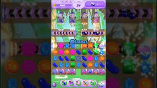 How to play Candy Crush saga level 1606