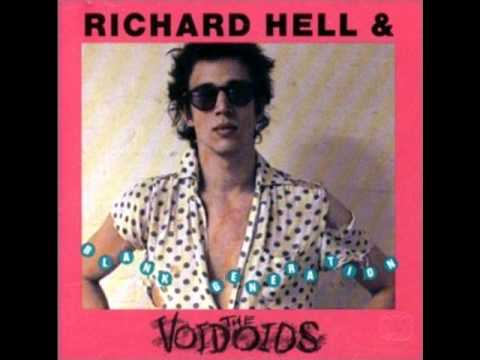 "Richard Hell and The Voidoids - ""Walking on the Water"""