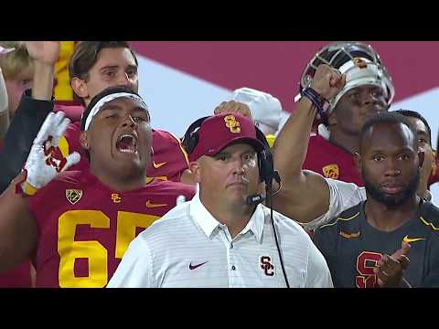 USC Football - 2017 Year-End Highlights