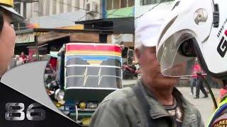 86 - Penertiban Becak Mesin di Medan - Ipda Nurhayati