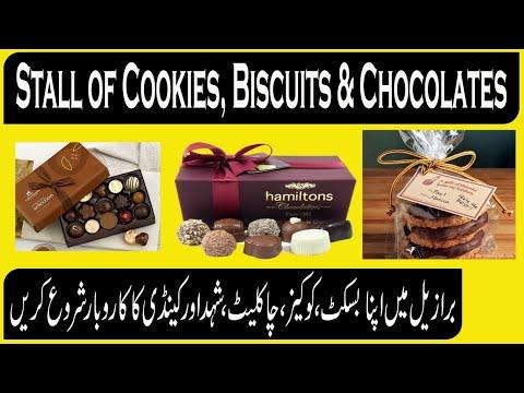 Stall in Brazil l Small Business in Brazil l How to start a small business l Urdu l Hindi l Punjabi
