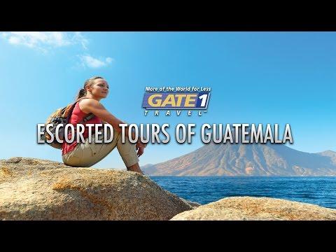Escorted Tours of Guatemala