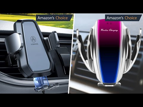 Best Wireless Car Chargers (2020)
