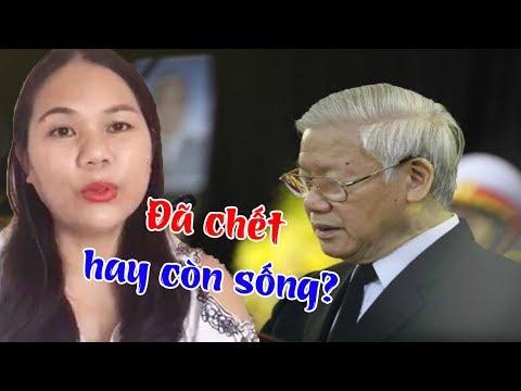 Cháu gái của Nguyễn Phú Trọng lên tiếng về tin đồn ông nội đã chớt?