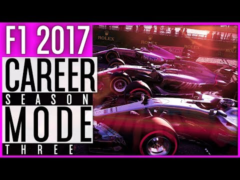 F1 2017 CAREER MODE #41 | THIS CAR IS A BEAST! | Australia
