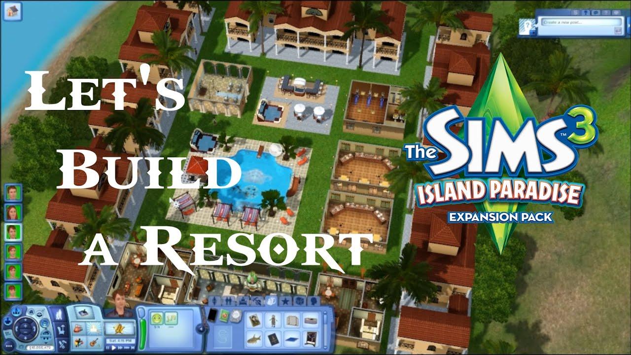 Sims Island Resort